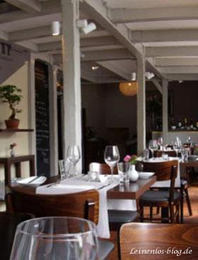 Restaurant Oberon, Untergeschoss