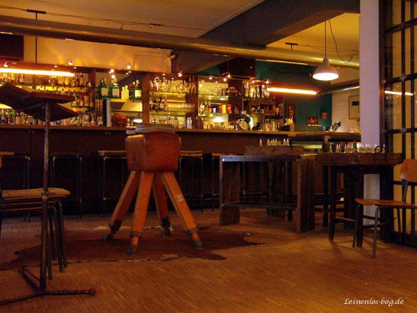 Restaurant MEHL-Barbereich
