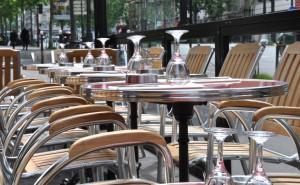 Gastronomie-Tische