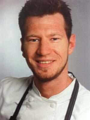 Oberon-Chefkoch Nicolas Trautz