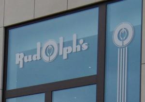 Restaurant Rudolphs Fenster