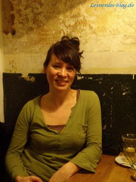 Rebekka Wang, Existenzgründerin in der Gastronomie