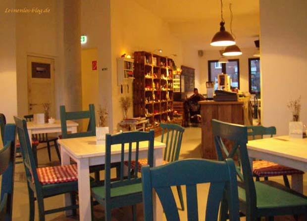 Cafe Saltkrokan - Innenraum