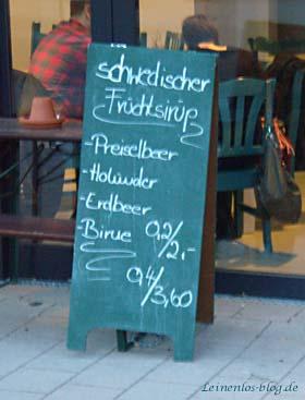 Cafe-Saltkrokan -Tafel
