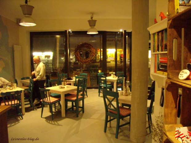 Cafe Saltkrokan Innenansicht