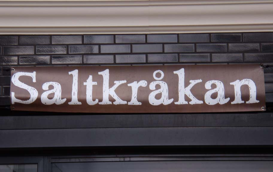 Cafe Saltkrokan, Hamburg-Altona
