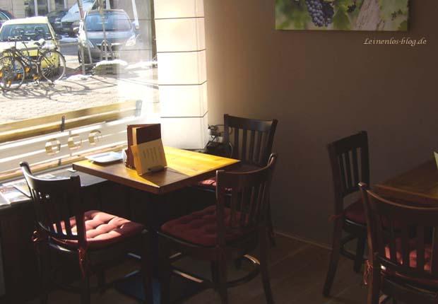 GranoVino, Cafe-Zone
