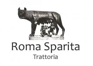 Trattoria Roma Sparita Logo