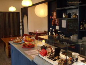 Tresen Cafe Komm du
