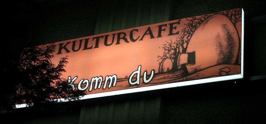 Cafe Kommdu logo