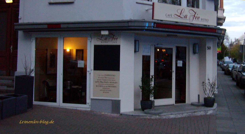 La Fée - Café/Bistro in Hamburg-Uhlenhorst