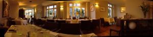 Panoramablick Restaurant Trüffelschwein Hamburg