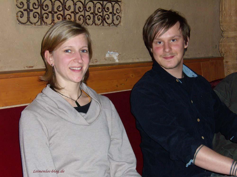 """Dinnerclub """"Zum Kuckuck"""": Wiebke Basse und Ulf Henrik Lindeholz"""