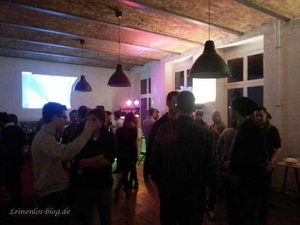 Resmio Office Warming Party in Berlin-Mitte