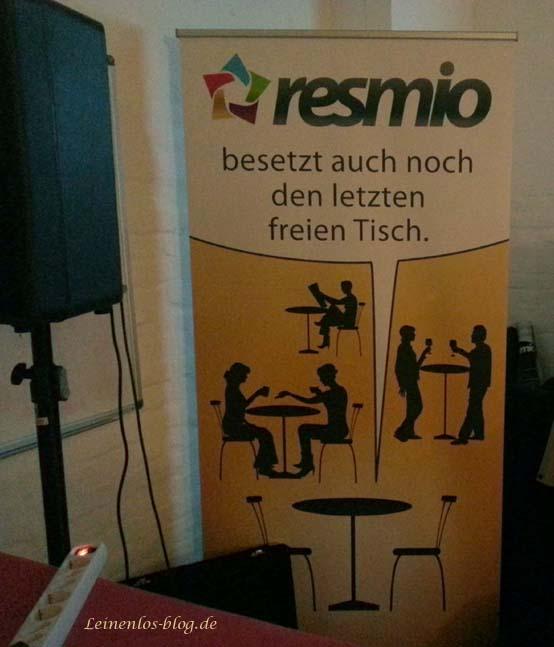Reservierungssystem Resmio besetzt auch noch den letzten freien Tisch