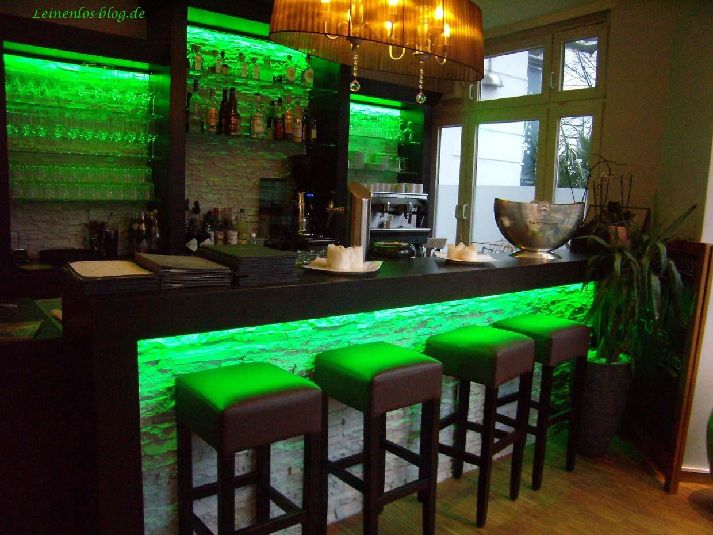 Trüffelschwein-Restaurant: Bar-Bereich