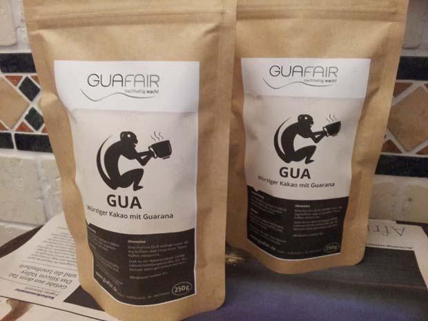 Die ersten GUA-Packungen