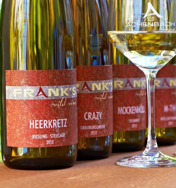 Frank Aschenbach, Wild Wines