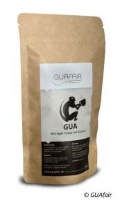 GUA - würziger Kakao mit Guarana