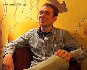 Heiko Butz im Gespräch mit LEINENLOS
