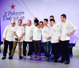 Frandesca Barberini: Die 10 Kandidaten beim S.Pellegrino Cooking Cup 2014