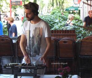 DJ Jean Yves Pastis
