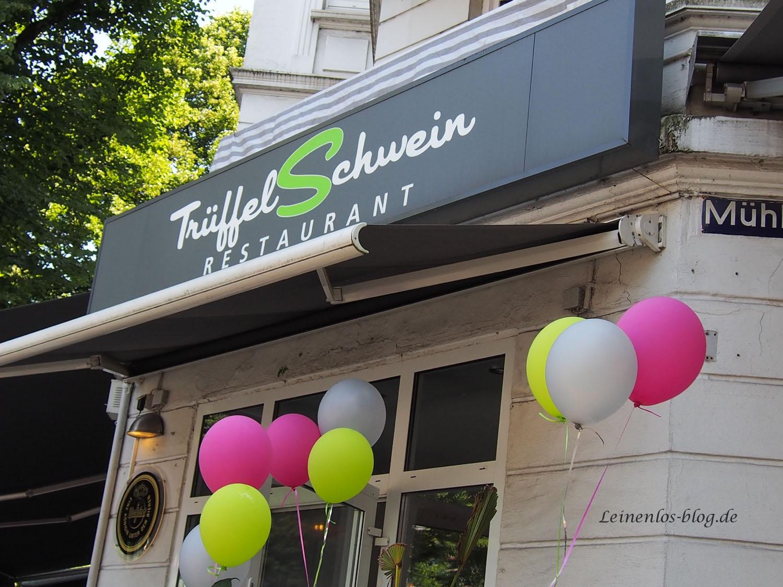 Trüffelschwein Restaurant Hamburg