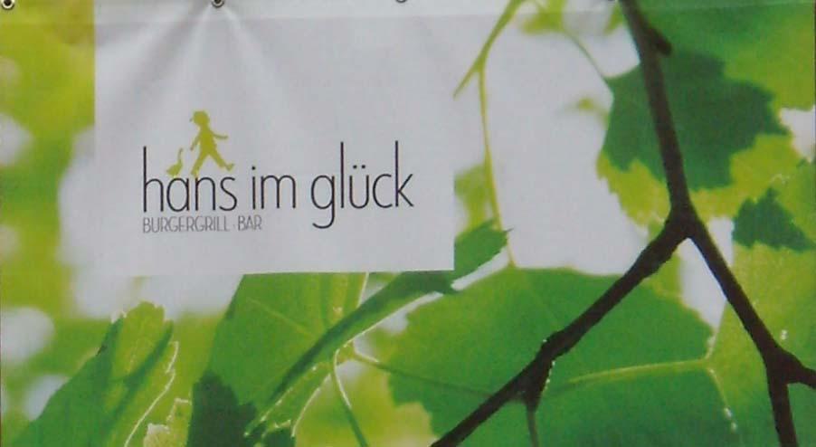 Burgergrill Hans im Glück