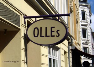 OLLEs Restaurant, Hamburg-Ottensen
