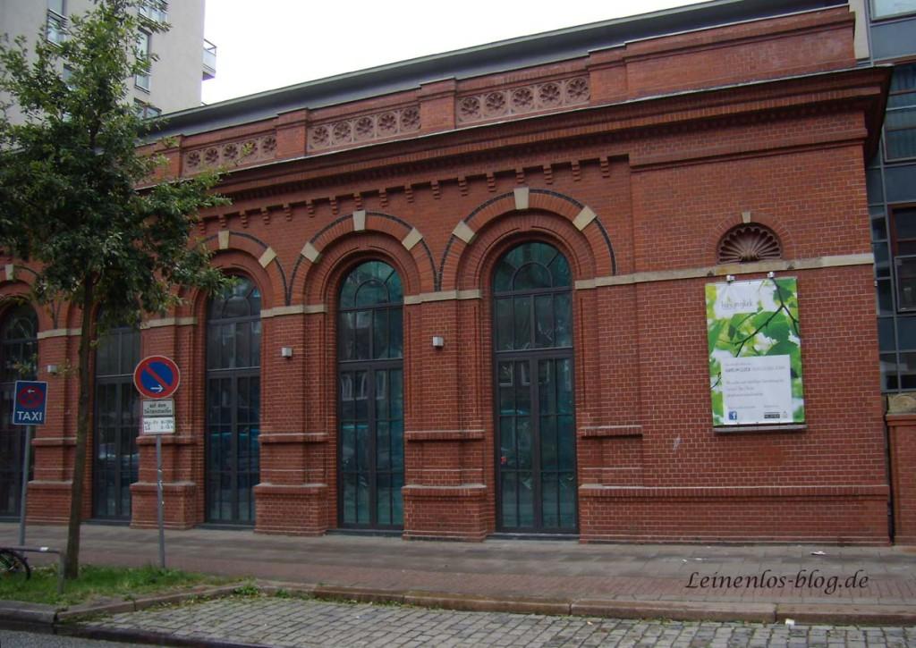 Ehemaliges Szenelokal Turnhalle St.Georg wird Burger-Grill