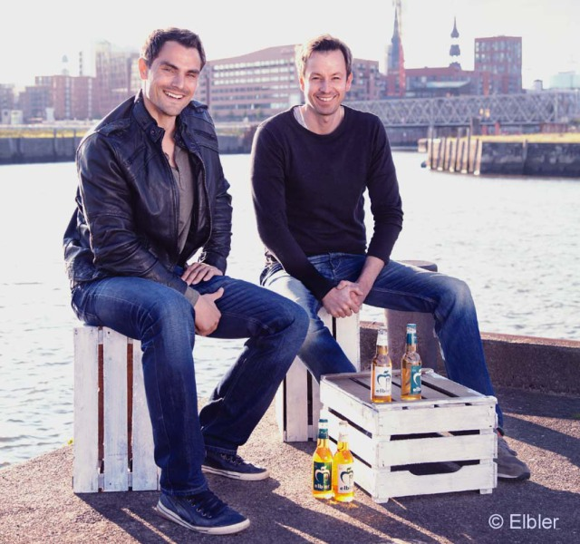 Stefan Wächter und Jan Ockert, Gründer der Elbler GmbH