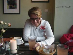 Andrea Klenner im Gespräch mit LEINENLOS