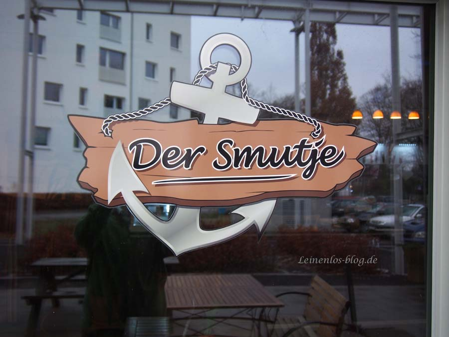 """Bistro """"Der Smutje"""" - Logo"""