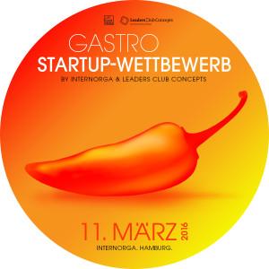 INTERNORGA Gastro Startup-Wettbewerb 2016