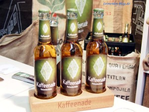 Kaffeenade - Limonade aus  Kaffee und Holundersaft