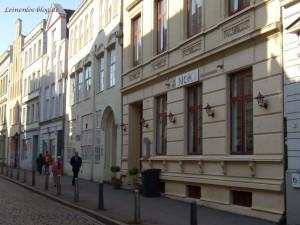 NoKi Lübeck, Außenansicht