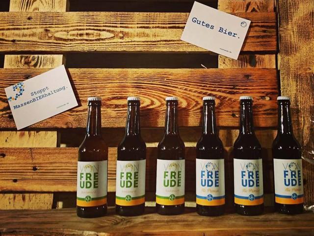 Vonfreude - Craft Beer aus Hamburg