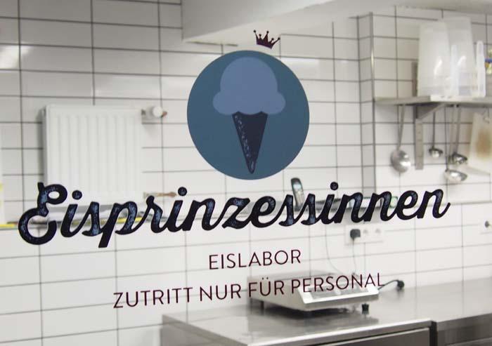 Logo Eisprinzessinnen