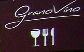 GranoVino-Schild