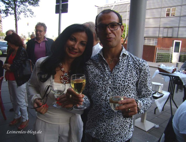 Nissi mit Lifestyle-Berater Nedelcho