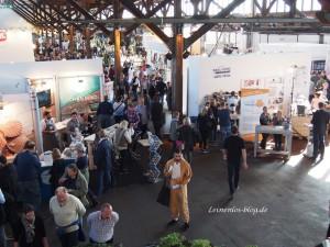 Eat & Style, Food-Festival im Schuppen 52 in Hamburg