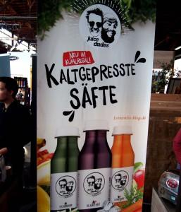 Berliner Startup Juice Dudes präsentiert kaltgepresste Säfte