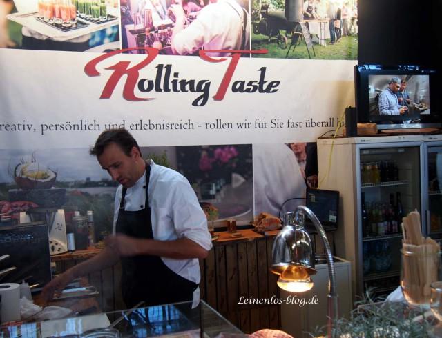 Rolling Taste - ein neues motiviertes Catering-Unternehmen