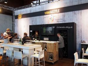 Themenschwerpunkt Wine & Style