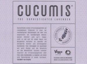 Cucumis-Lavender Slider