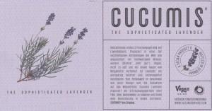 Cucumis Sophisticated Lavender