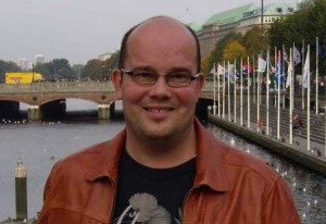 Marcel Görke im Portrait