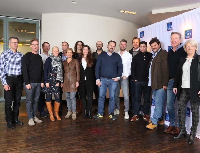 Jury zum Vorentscheid des INTERNORGA Gastro-Startup-Wettbewerbs