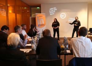 """""""Kiez Küche"""" im Vorentscheid des Gastro Startup-Wettbewerbs"""