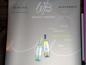 Weingut Biewers in Hamburg